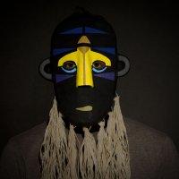"""SBTRKT - """"SBTRKT"""" (2011) / dubstep, future garage, electronic"""