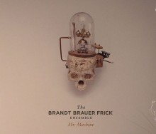 "The Brandt Brauer Frick Ensemble ""Mr. Machine"" (2011) / acoustic minimal, tech house"