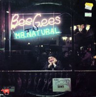 Bee Gees - Mr.Natural (1974)+IDEA(1968)vinyl-rip,rock