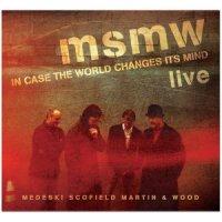 "Medeski Scofield Martin & Wood ""Live:In Case the World Changes It's Mind""  (2011) / jazz, funk"