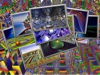 My Fractals -  Mandelbulb 3D