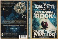 The Brian Setzer Orchestra - Its Gonna Rock Cause Thats What I Do (2010)/ Rockabilly