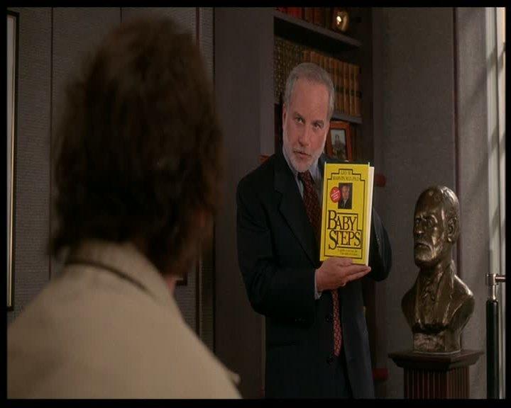 А как же Боб? / What about Bob? (1991) / Комедия » Хорошо.com