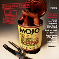 "VA ""MOJO PRESENTS Sticky Soul Fingers – A Rolling Stones Tribute"" (2011) / funk, soul, blues"