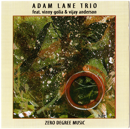 Vinny Golia - Adam Lane - Live At The Downtown Music Gallery NYC