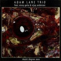Adam Lane Trio - Триптих (2005-2007) / free jazz