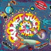 """Rocketjuice and the Moon """"Rocketjuice and the Moon"""" (2012) / afrobeat, deep funkysoul"""