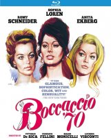 Boccaccio 70 (1962) / комедия, фэнтези, драма