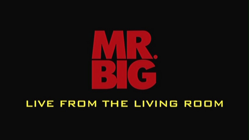 Mr Big Live From The Living Room Raw Like Sushi 100 2012 Hard Rock Acoustic