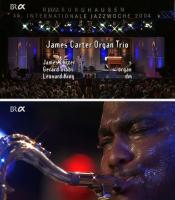 James Carter Organ Trio – Jazzwoche Burghausen (2004) / Post-Bop, Contemporary Jazz, Live