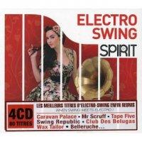 "VA ""Electro Swing Of Spirit"" (2012) / electro, swing"