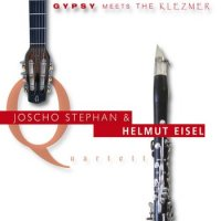 "Joscho Stephan & Helmut Eisell Quartett ""Gypsy Meets The Klezmer"" (2012) / jazz, klezmer, acoustic, guitar"