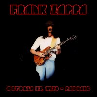 Frank Zappa at The Capitol Theatre, Passaic 1978 / Live