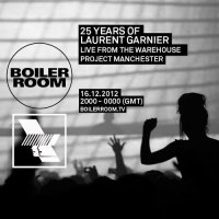 Laurent Garnier Boiler Room Dj Set at Warehouse Project Manchester (2012) / techno, tech house, disco, electronic, live dj set