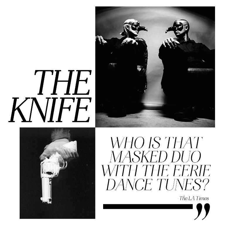 "the Knife ""Silent Shout"" (2006) + Fever Ray – Fever Ray (2009) / synth-pop, electronic, [Re:up], 2 в 1"