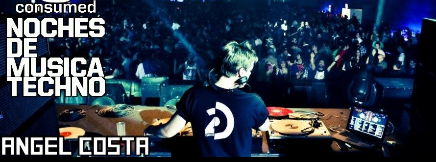 Angel Costa - Desorden Album (2013) / techno, Spain
