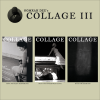 Oomkah. COLLAGE TRILOGY - 2013 / ambient, electronic, drone, modern classic