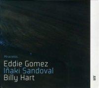 Inaki Sandoval, Eddie Gomez, Billy Hart - Miracielos (2011) / jazz, post-bop, piano jazz