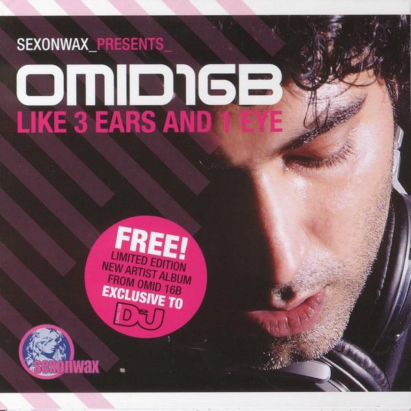 16B (Omid 16B) – 4 Albums, VA, Custom Singles (1998-2012