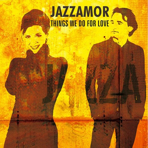 Jazzamor - Things We Do For Love (Instrumentals) (2013) / acid jazz, nu jazz, bossa, downtempo, lounge
