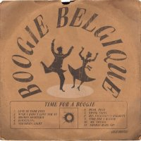 Boogie Belgique - Time For A Boogie (2013) / Instrumental Hip-Hop, Electro Swing, Vintage Beats, Experimental, Dusted Jazz