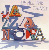Jazzanova - Of All the Things (2008) / nu jazz, soul