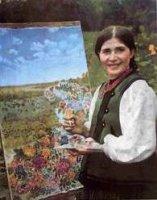 Катерина Василівна Білокур / Катерина Билокур (1900-1961) / Народная художница