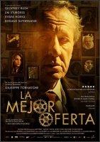Лучшее предложение / La migliore offerta (2013) / мелодрама, драма / Ennio Morricone - Лучшее предложение (2013) Score