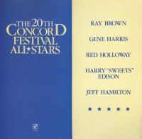 The 20th Concord Festival All Stars/ Jazz