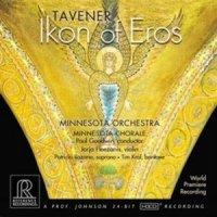 """John Tavener """"Ikon of Eros"""" (2003) / classical, choral,  филармония ёпта"""