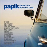 Papik - Sounds for the Open Road (2014) / Jazz, Vocal Jazz, Smooth Jazz, Acid Jazz