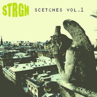 strgn - scetches vol.1 (2013) - spoken word, ambient