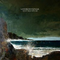 Gamardah Fungus - Night Walk With Me (2013) ambient, drone, dark jazz