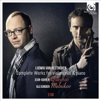"Alexander Melnikov, Jean-Guihen Queyras ""Beethoven: Complete Works for Violoncello and Piano"" (2014) / classical"