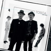 Tosca - Outta Here (2014) / lounge, trip-hop, downtempo, disco, K7