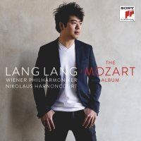 Wolfgang Amadeus Mozart performed by Lang Lang & Wiener Philharmoniker under Nikolaus Harnoncourt - The Mozart Album [2014]