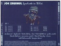 Joe Zawinul - Syndicate In Tbilisi (2000)/ Fusion, Contemporary Jazz