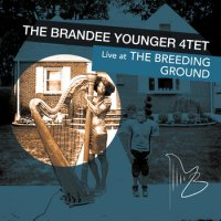 "Brandee Younger ""Live @ The Breeding Ground"" (2014) / jazz, harp"