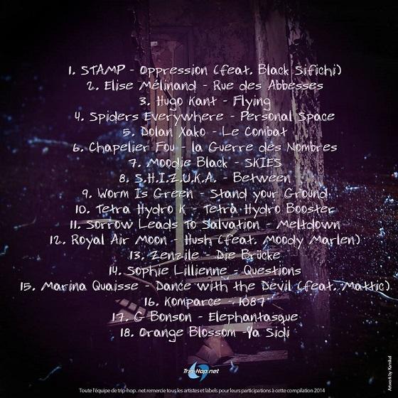 Trip-Hop.net Best Tunes 2014 (2015)