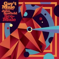 Gov't Mule Featuring John Scofield - Sco-Mule 2CD (2015)  / Blues Rock