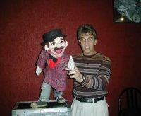 Johnny Welch - La marioneta de trapo (Монолог тряпичной куклы)
