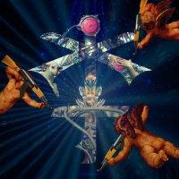 Juno Reactor - The Golden Sun ... Remixed (2015) / goa trance, UK