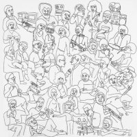 Romare - Projections (2014) / downtempo, electronic, indie, funky, bass, experimental, ninja tune