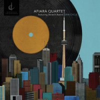 Afiara Quartet & Skratch Bastid - Spin Cycle (2015) / modern classical, scratching