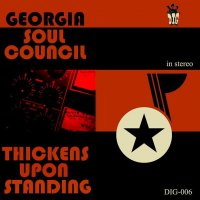 Georgia Soul Council Thickens Upon Standing (2013) / Soul Jazz, Jazz Funk