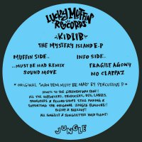 Kid Lib - The Mystery Island (2015) / electronic, jungle, ragga jungle, old school, UK