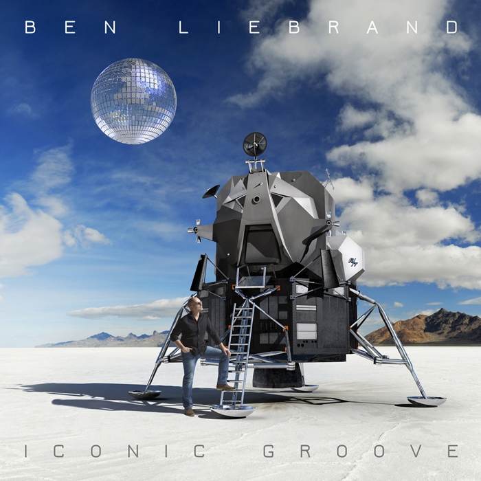Ben Liebrand - Iconic Groove (2015) / disco, disco-house, nu-disco, funky, electro, electronic