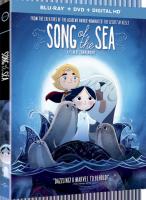 Песнь моря / Song of the Sea (мультфильм, фэнтези, 2014)