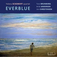 Yelena Eckemoff Quartet - Everblue [2015]  /  jazz