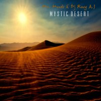 Mr. Moods and Dj Racy A.J - Mystic Desert EP (2015) / electronic, jazz, downtempo, trip-hop